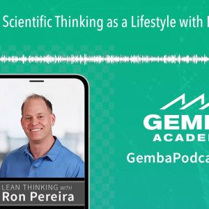 GA 271 | Scientific Thinking as a Lifestyle with Panos Efsta