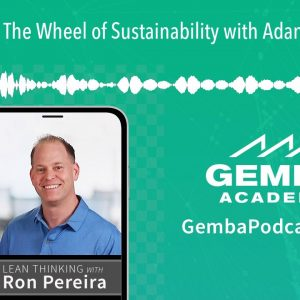 GA 287 | The Wheel of Sustainability with Adam Lawrence