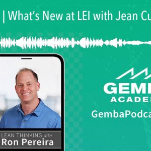 GA 295 | What's New at LEI with Jean Cunningham