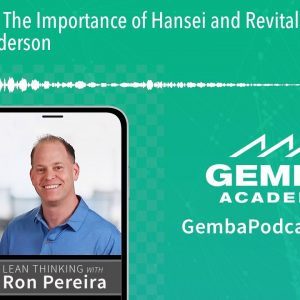 GA 297 | The Importance of Hansei and Revitalization with Katie Anderson