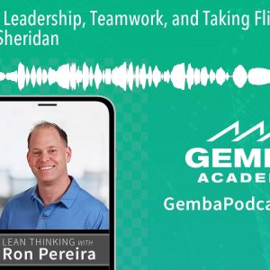 GA 300 | Leadership, Teamwork, and Taking Flight with Richard Sheridan