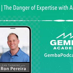 GA 319 | The Danger of Expertise with Audie Penn