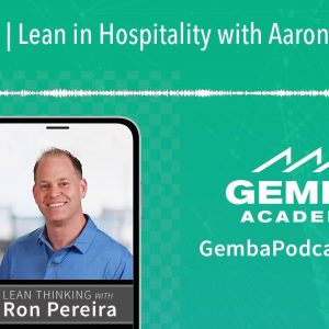 GA 328 | Lean in Hospitality with Aaron Davidson