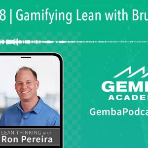 GA 338 | Gamifying Lean with Bruno Pesec