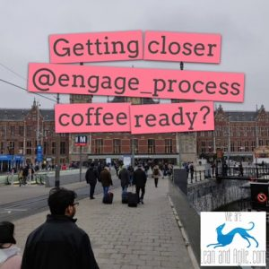Getting closer @engage_process coffee ready?