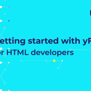 Getting started with yFiles - for HTML developers