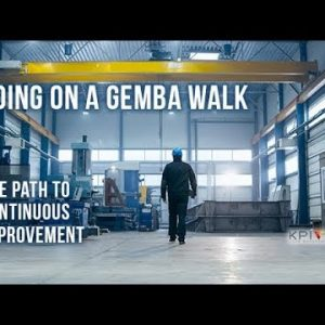 Going on a Gemba Walk—the Path to Continuous Improvement