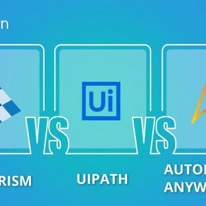 Blue Prism vs UIPath vs Automation Anywhere | RPA Tools Comparison | RPA Training | Simplilearn
