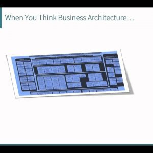 Harmonizing Requirements and Business Architecture Webinar