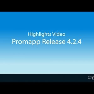 Highlights of Promapp Release 4.2.4