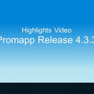 Highlights of Promapp Release 4.3.3