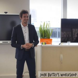The Crazytivity Workshop - Butzi | IRM UK Business Change & Transformation Conference Europe 2019