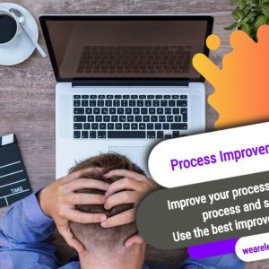 How about improving process improvement?