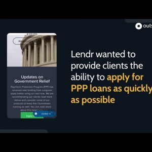 How Lendr built an app in 6 hours during COVID-19 crisis