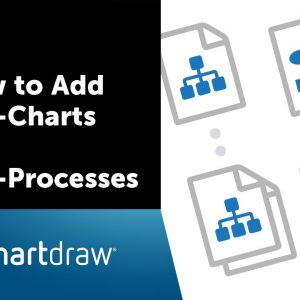 How to Add Sub-Charts,  Sub-Processes, and More with SmartDraw