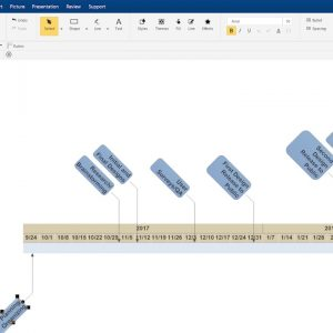 How to Create Project Timelines with SmartDraw for Windows Desktop