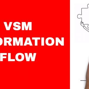 How to Do Value Stream Mapping - Lesson 5 - The information flow