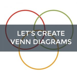 How to Draw a  Venn Diagram