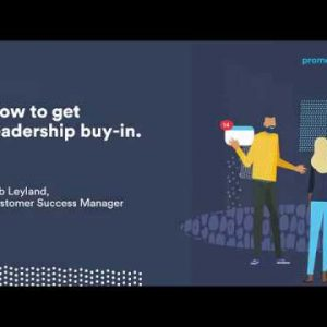 How to get leadership buy in