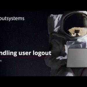 How to handle a user logout on your OutSystems application