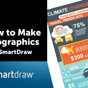 How to Make Infographics with SmartDraw