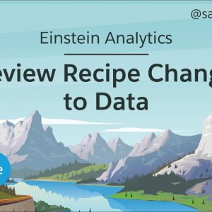 How to Preview Recipe Changes to Data | Salesforce