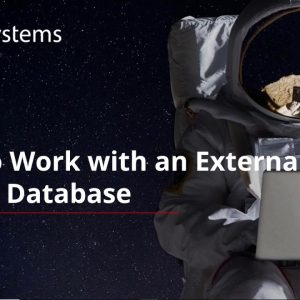 How to Work with an External MySQL Database