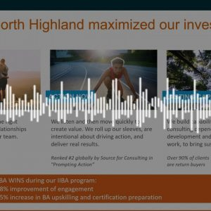 IIBA Corporate Program  - North Highland