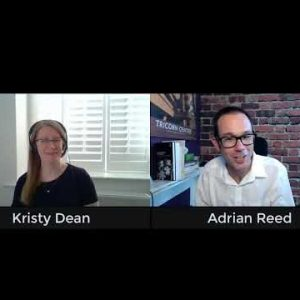 Small Talk Big Value: Building Great Working Relationships In A Virtual World with Kristy Dean