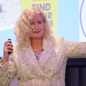 The Four Pillars of Thought Leadership Keynote - Sophie Bennett - BA Conference 2019