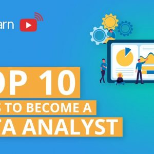 Top 10 Skills To Become A Data Analyst | How To Become A Data Analyst | Simplilearn