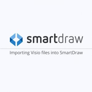 Importing Visio Files into SmartDraw for Windows Desktop