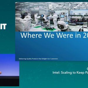 Intel: Staying Ahead of Moore's Law - SAFe Summit