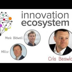 Intrapreneurship and Building Cultures of Innovation with Cris Beswick