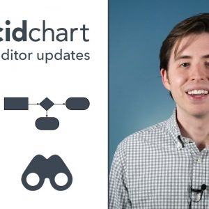 Introducing the New Lucidchart Editor + Data Linking [Lucidchart Update]