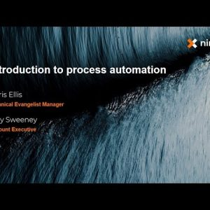 Introduction to Nintex process automation