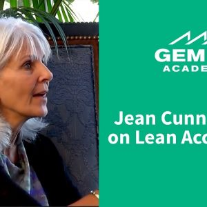 Jean Cunningham on Lean Accounting