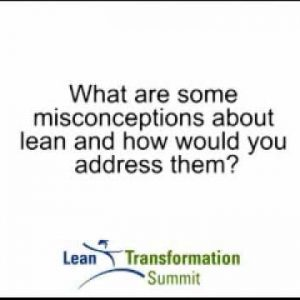 Jim Lancaster Interviewed for the Lean Summit