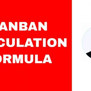Kanban Calculation Formula and Example