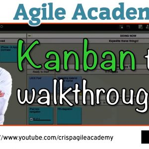 Kanban tool walkthrough