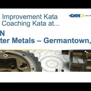 Kata Case Example - GKN Sinter Metals