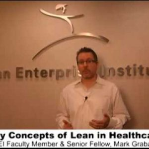 Key Concepts of Lean in Healthcare
