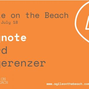 Keynote - Gerd Gigerenzer - Agile on the Beach 2018