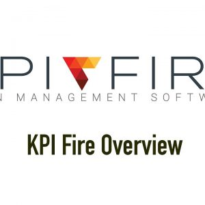 KPI Fire Overview for VP Operations