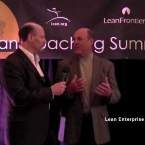 Lean Coaching Summit 2012 Interview by Jim Huntzinger