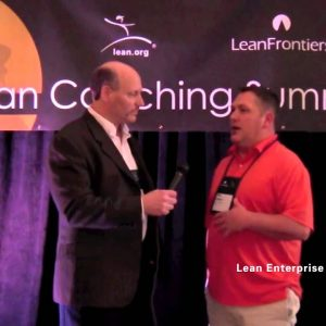 Lean Coaching Summit interview by Jim Huntzinger