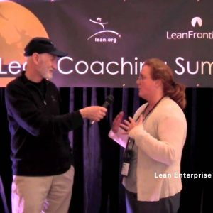 Lean Coaching Summit interview by John Shook
