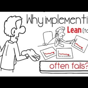 Lean Failure - Why implementing Lean (too) often fails?