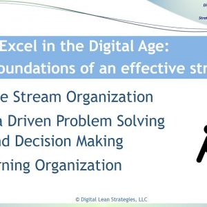 Lean in a Digital Economy - Steve Bell LEI Coach