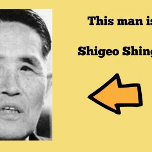 Lean Manufacturing - Sayings of Shingo